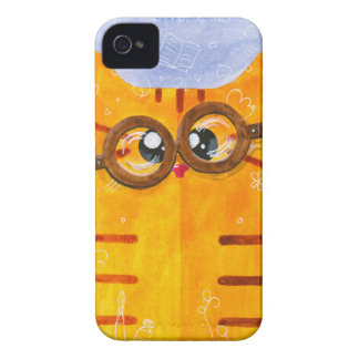 Dweeby cat iPhone 4 covers