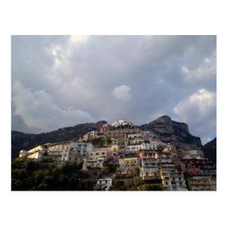 Dwelling Up Postcard
