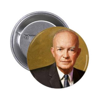 Dwight D. Eisenhower Products 2 Inch Round Button