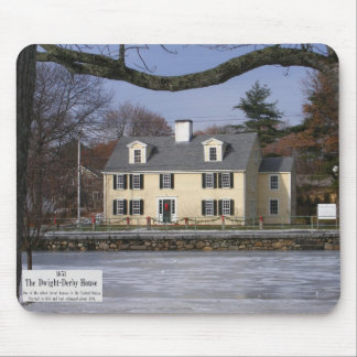 Dwight-Derby House ~ mousepad
