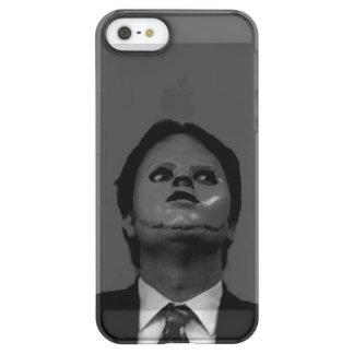Dwight face mask iPhone 5/SE case