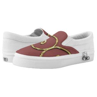 Dwight Hayden, collection, sneaker's Slip-On Sneakers