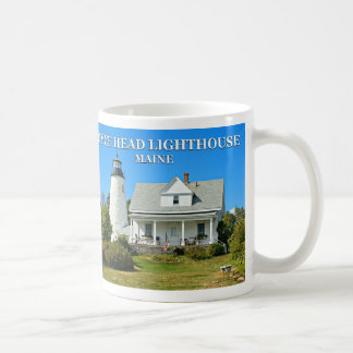 Dyce Head Lighthouse, Maine Mug