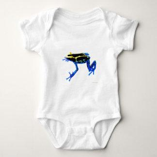 Dyeing Poison Arrow Frog Baby Bodysuit