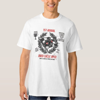 Dyer Cycle Open T-Shirt