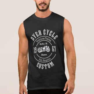 Dyer Cycle Precision Tuning Sleeveless Shirt