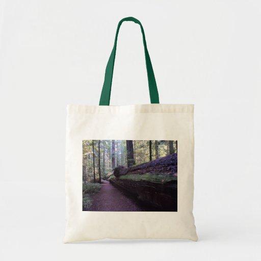 Dyerville Giant- Humboldt Redwoods State Park Tote Bag
