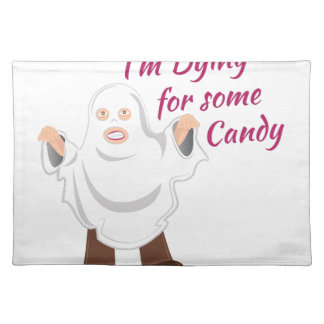 Dying For Candy Place Mat