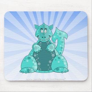 Dylan Dino Mousepad