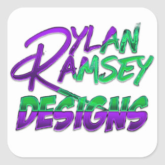 Dylan Ramsey Designs Stickers