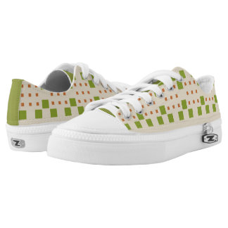 Dylo / Custom Zipz Low Top Shoes