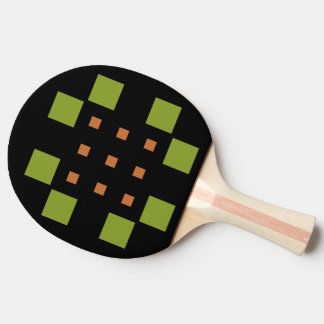 Dylo / Ping Pong Paddle, Red Rubber Back Ping Pong Paddle