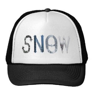 Dymond Speers SNOW TRUCKER HAT