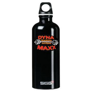 Dyna Maxx 0.5L Black Water Bottle