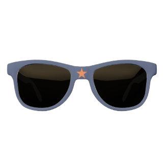 Dynamic Arizona State Flag Graphic on a Sunglasses