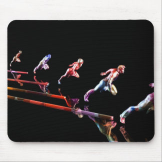 Dynamic Business Team and Sales Organization as Co Mouse Pad