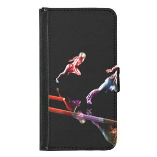 Dynamic Business Team and Sales Organization as Co Samsung Galaxy S5 Wallet Case