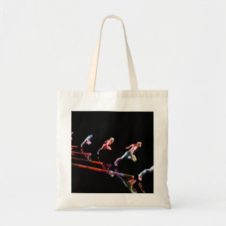 Dynamic Business Team and Sales Organization as Co Tote Bag