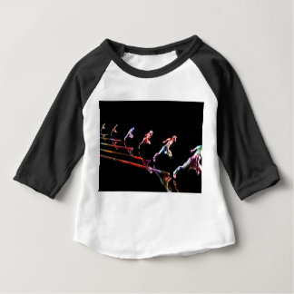Dynamic Business Team and Sales Organization Baby T-Shirt