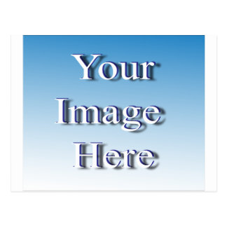 Dynamic Image Template Postcard