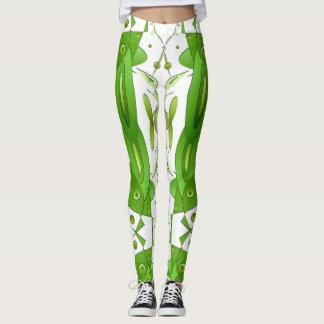Dynamic nature leggings