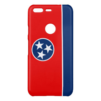 Dynamic Tennessee State Flag Graphic on a Uncommon Google Pixel Case