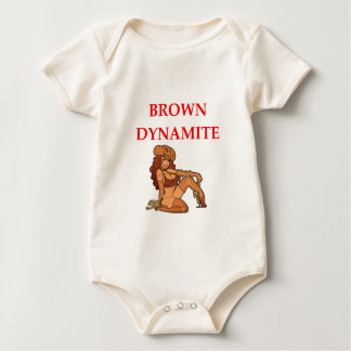 DYNAMITE BABY BODYSUIT