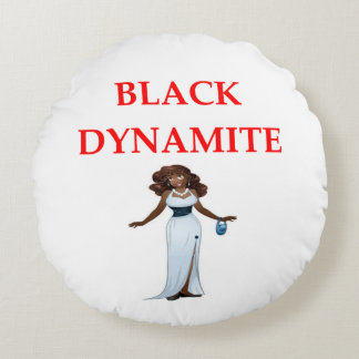 DYNAMITE ROUND PILLOW