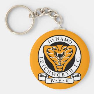 Dynamo Basic Round Key Chain