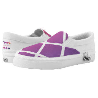Dynasty Apparel Collection Slip-On Sneakers