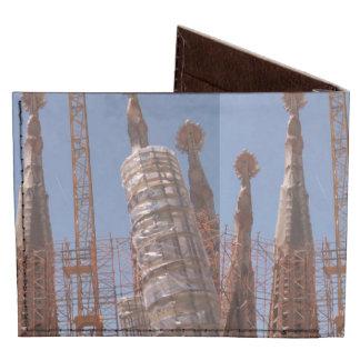 Dynomighty Tyvek® Wallet Cathedral Sagrada Familia Billfold Wallet
