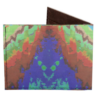 Dynomighty Tyvek® Wallet Graphic Nerd Impose Art Billfold Wallet