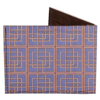 Dynomighty Tyvek® Wallet Graphic Square Windows Tyvek® Billfold Wallet