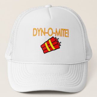Dynomite Dynamite Trucker Hat