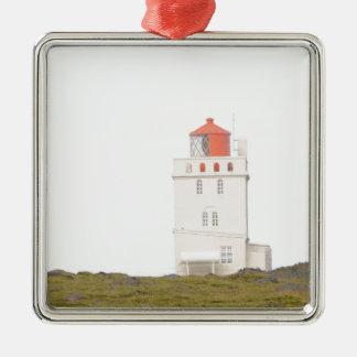 Dyrholaey Lighthouse Iceland Ornament