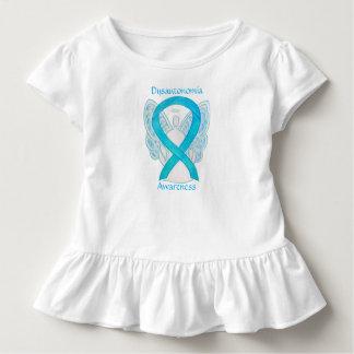 Dysautonomia Awareness Ribbon Angel T-Shirts