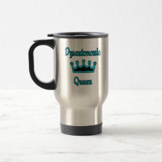 Dysautonomia Queen Travel Mug