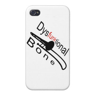 Dysfunktional Bone Iphone 4 Case