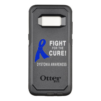 Dystonia Awareness: Fight for the Cure! OtterBox Commuter Samsung Galaxy S8 Case