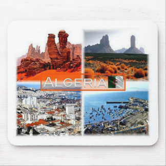 DZ Algeria - Alger - Tadrart Rouge - Assili Mouse Pad