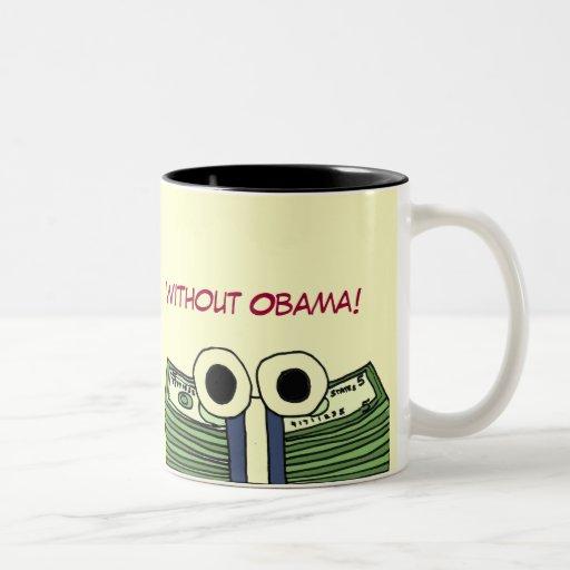 DZ- Monaey saving mug
