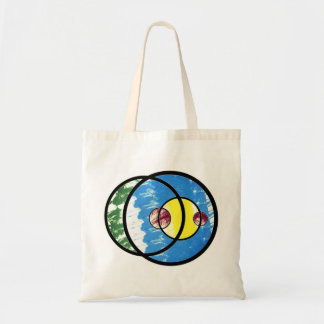 Dzine_Abstract Tote Bag