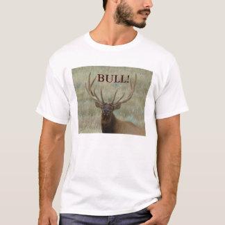 E0010 Bull Elk in Velvet T-Shirt
