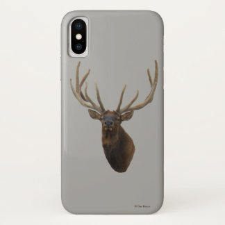E0048 Bull Elk Head Iphone 8/7 phone case