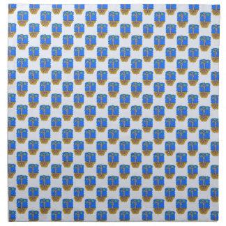 e1 printed napkin