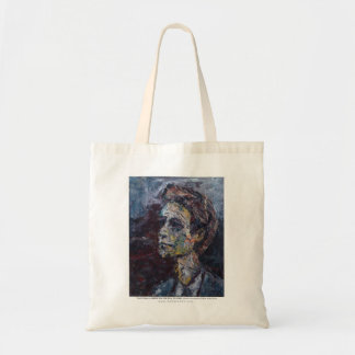 e228 - WHERE YOU WILL BE IN TEN YEARS Tote Bag