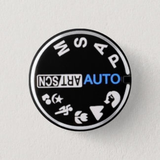 E30 Mode Dial 1 Inch Round Button