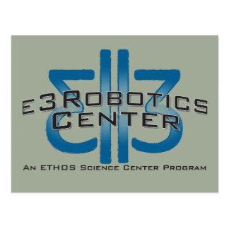 E3 Robotics Swag Postcard