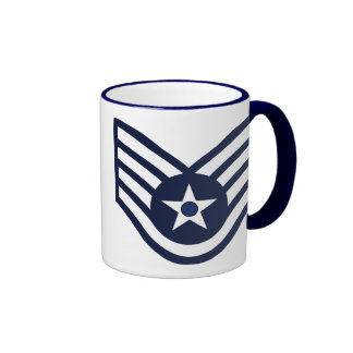 E5 Staff Sergeant Coffee Mugs