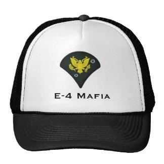 E-4 Mafia Trucker Hat